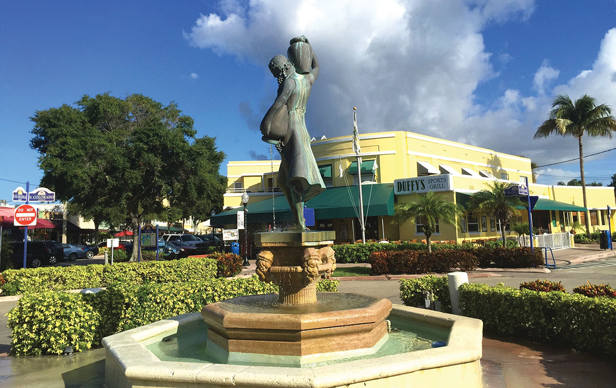 Downtown Stuart's remarkable turnaround
