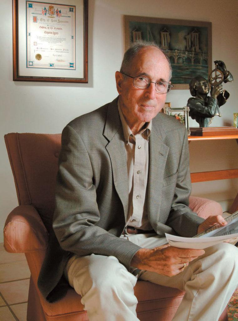 Dr. Eugene Lyon