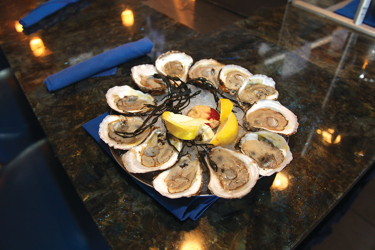 Spoto's Oyster Bar a gem on the half-shell
