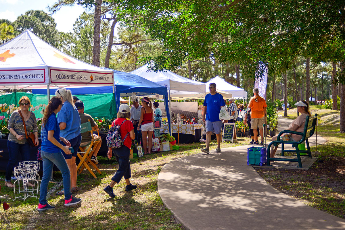 Port St. Lucie Botanical Gardens Festival and Plant Sale