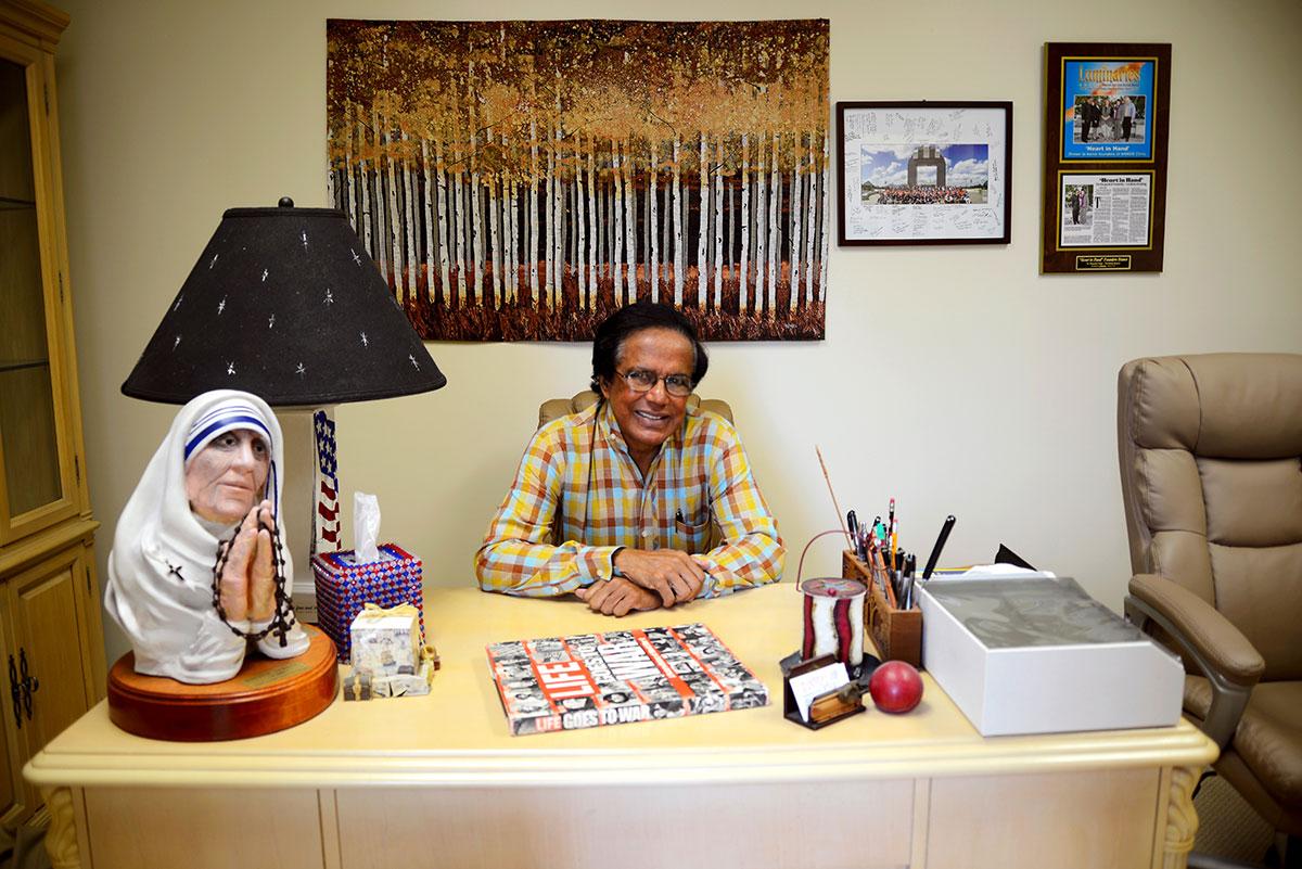 Dermatologist Dr. Shamsher Singh