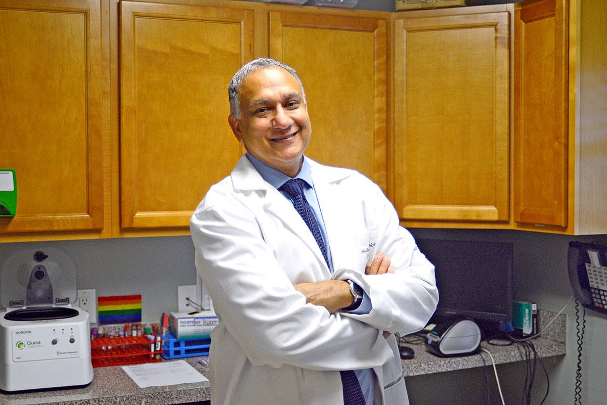 Dr. Moti Ramgopal