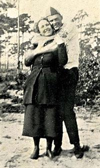 Laura Upthegrove and John Ashley