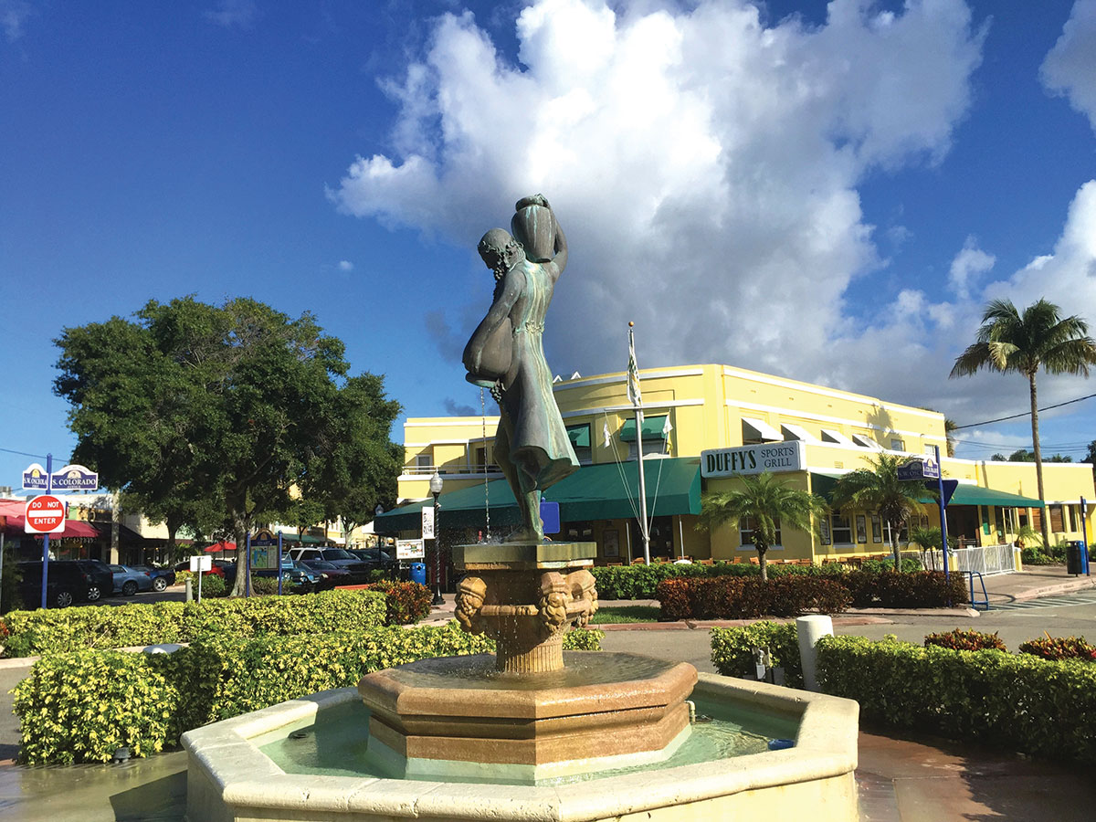 Historic Downtown Stuart crowned winner of 'Great Places in Florida' contest
