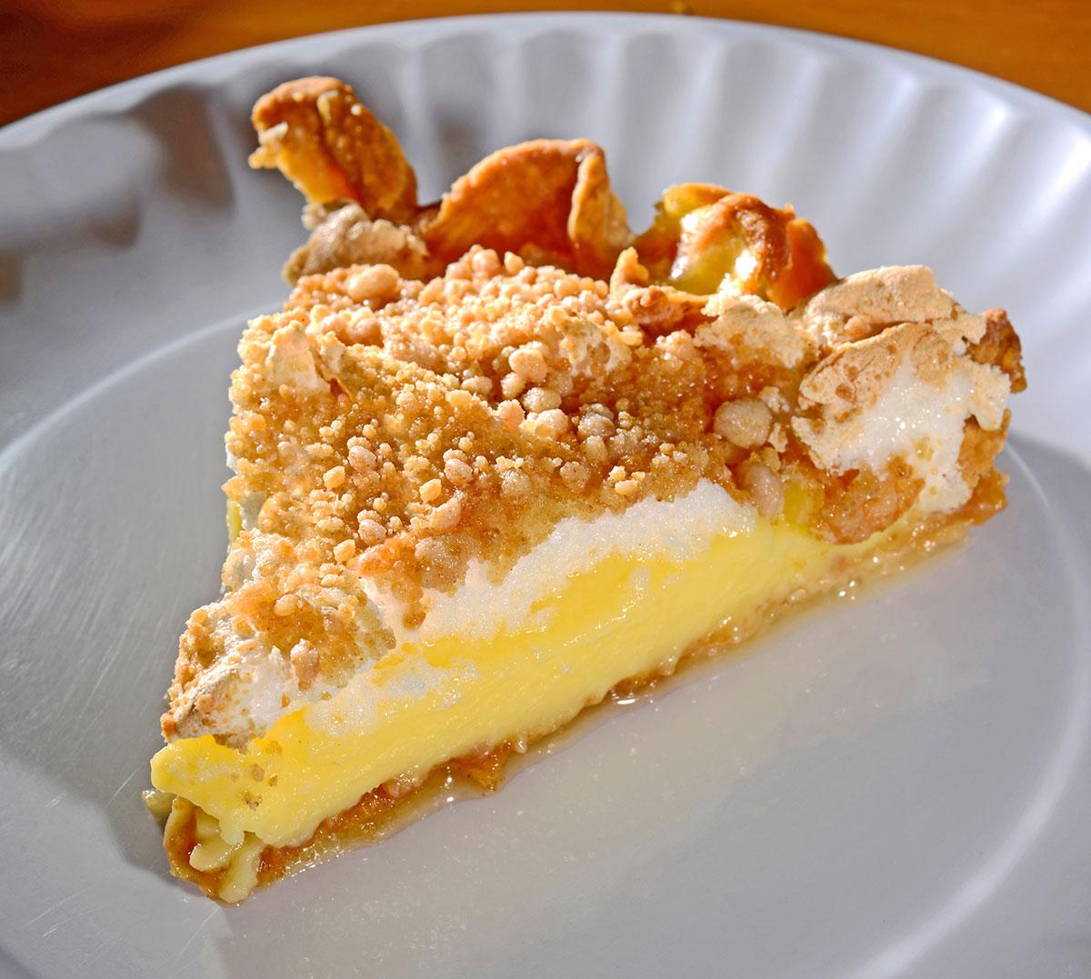 Elna Simonsen's Peanut Butter Pie