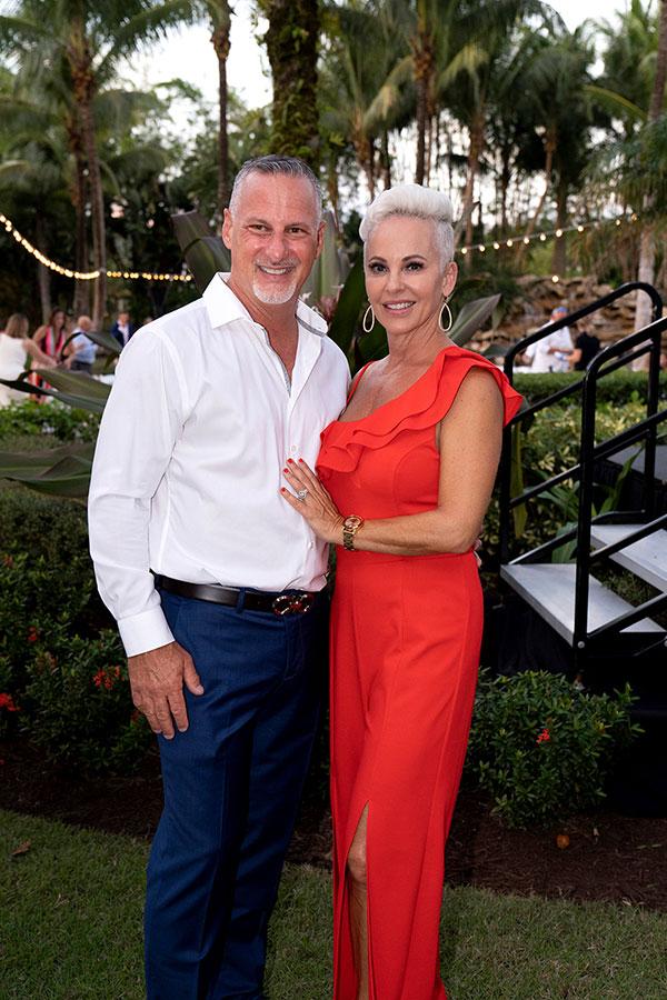 Adam and Ilene Emanuel