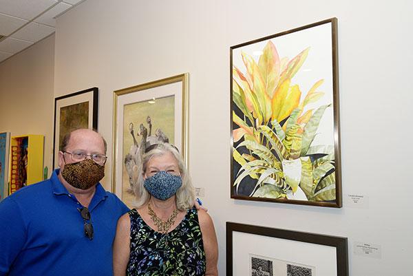 Tony and Susan Licari