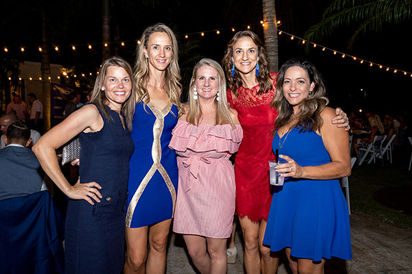 Brianna Mast, Krista Singleton, Kristy Roman, Katie Crews and Melissa Lynch