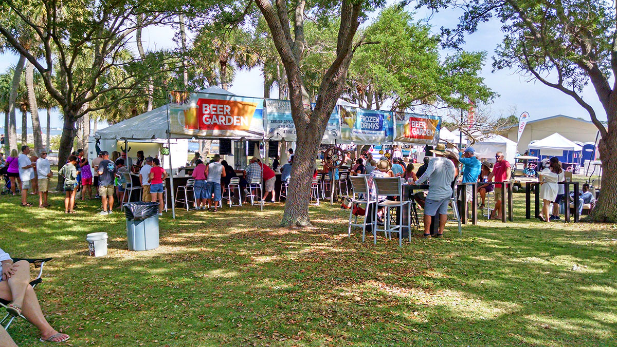 Fort Pierce Oyster and Sea Fest