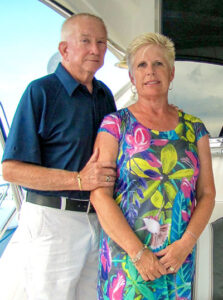 Emmett and Debbie Boyle