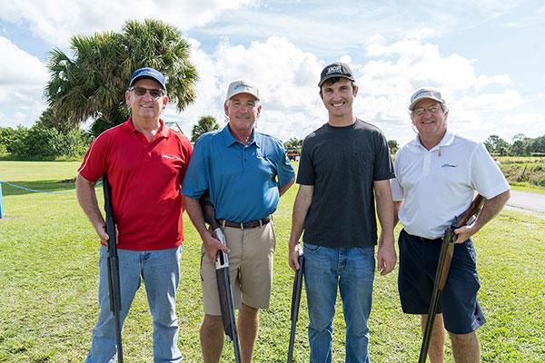 Jeff Capen, Doug Capen, Kevin Capen and Dan Capen