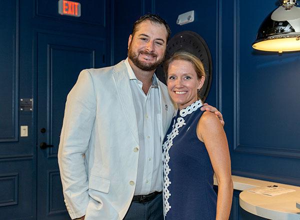 Jeremy and Jessica LeMaster