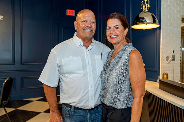 John and Lisa Chitty