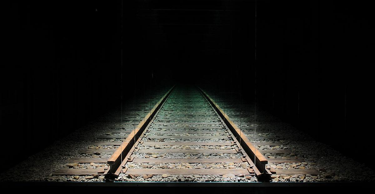 Railroad. Nostalgia