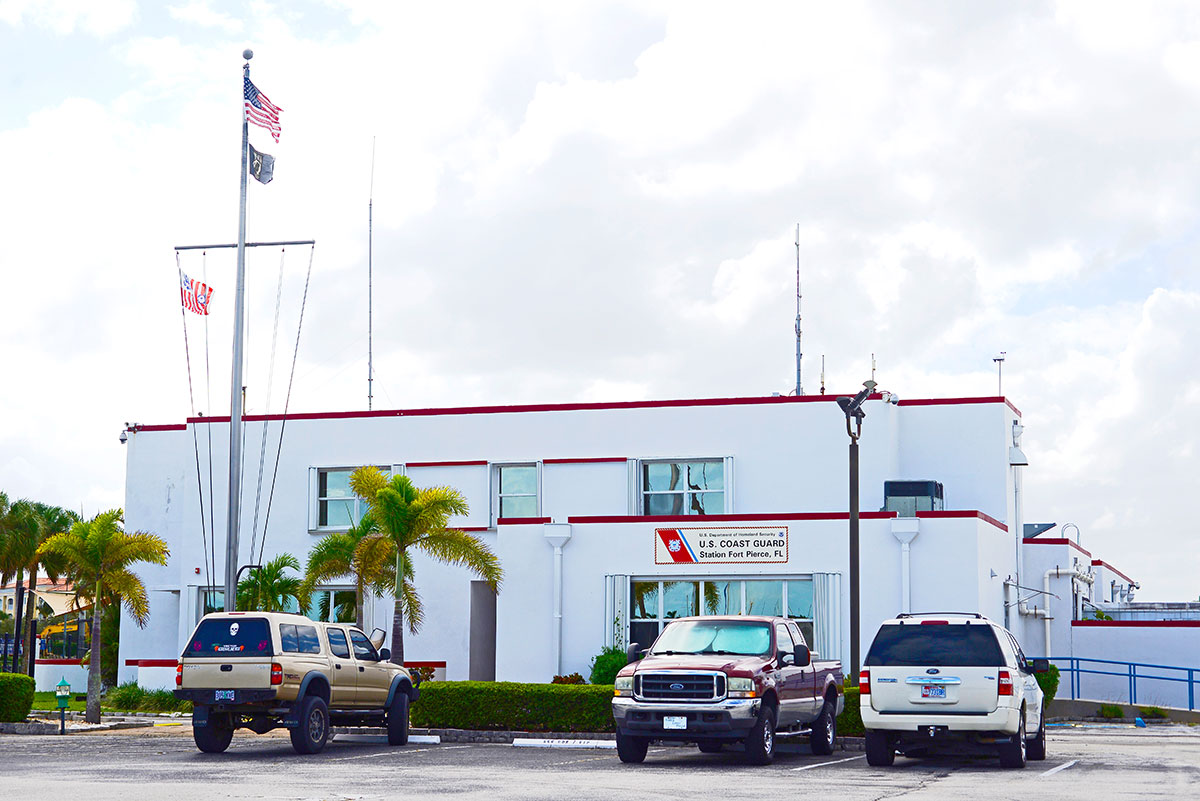 Coast Guard Station Fort Pierce