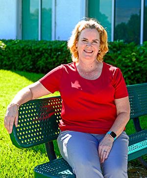 President Donna DeMarchi