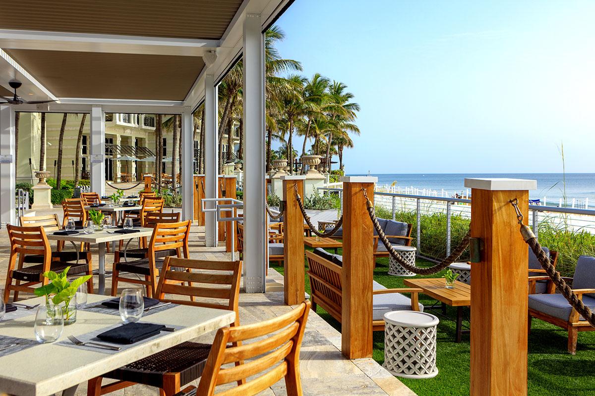 Kimpton Vero Beach Hotel & Spa patio