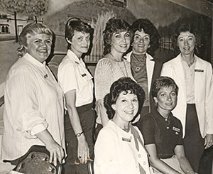 PSLBW hosted seminar in 1984