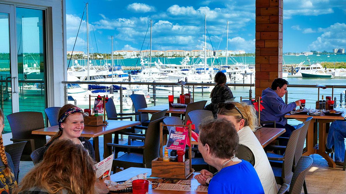 Crabby's Dockside