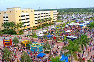 CITY OF PORT ST. LUCIE MIDFLORIDA Credit Union Event Center