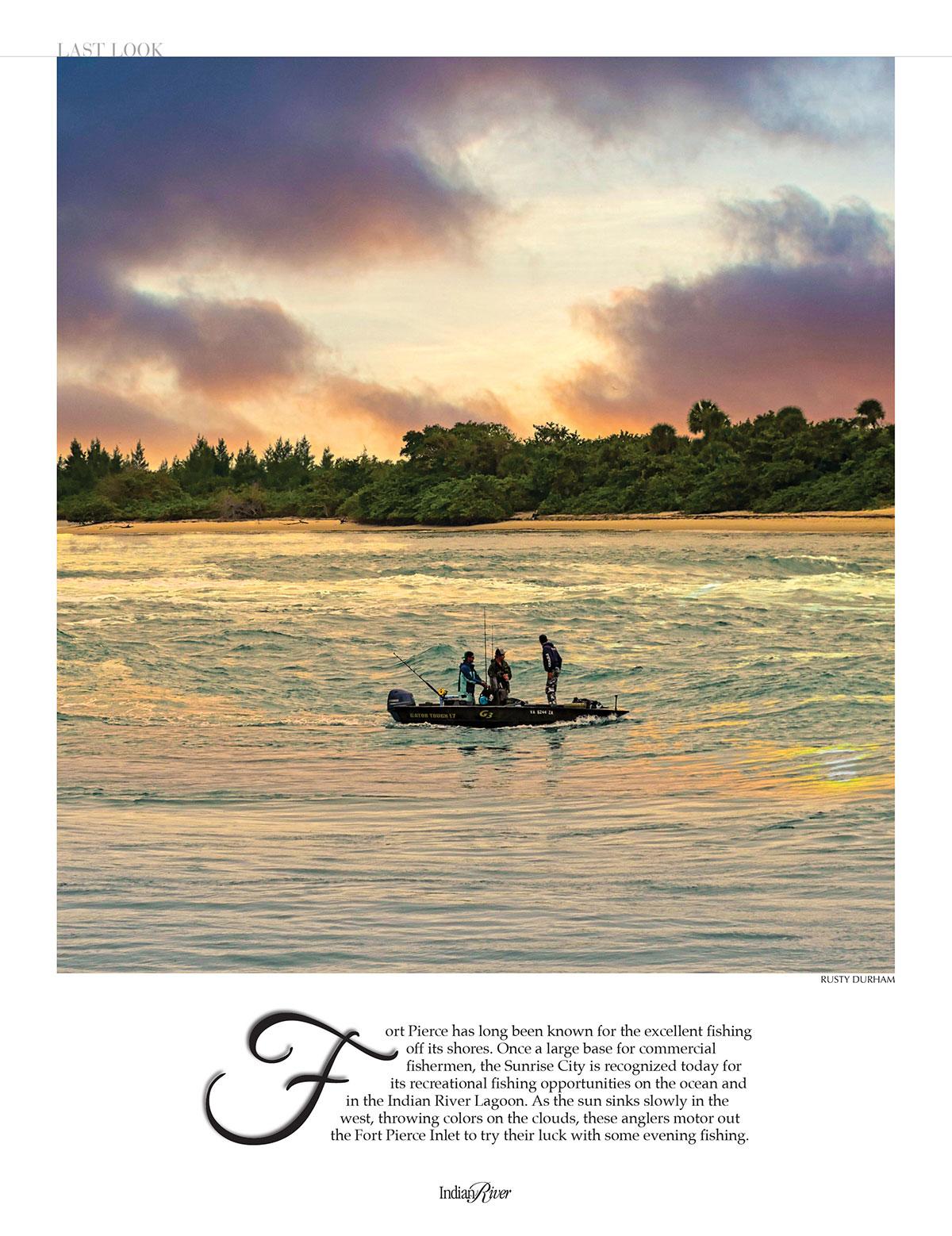 Last LookFort Pierce Magazine 2021