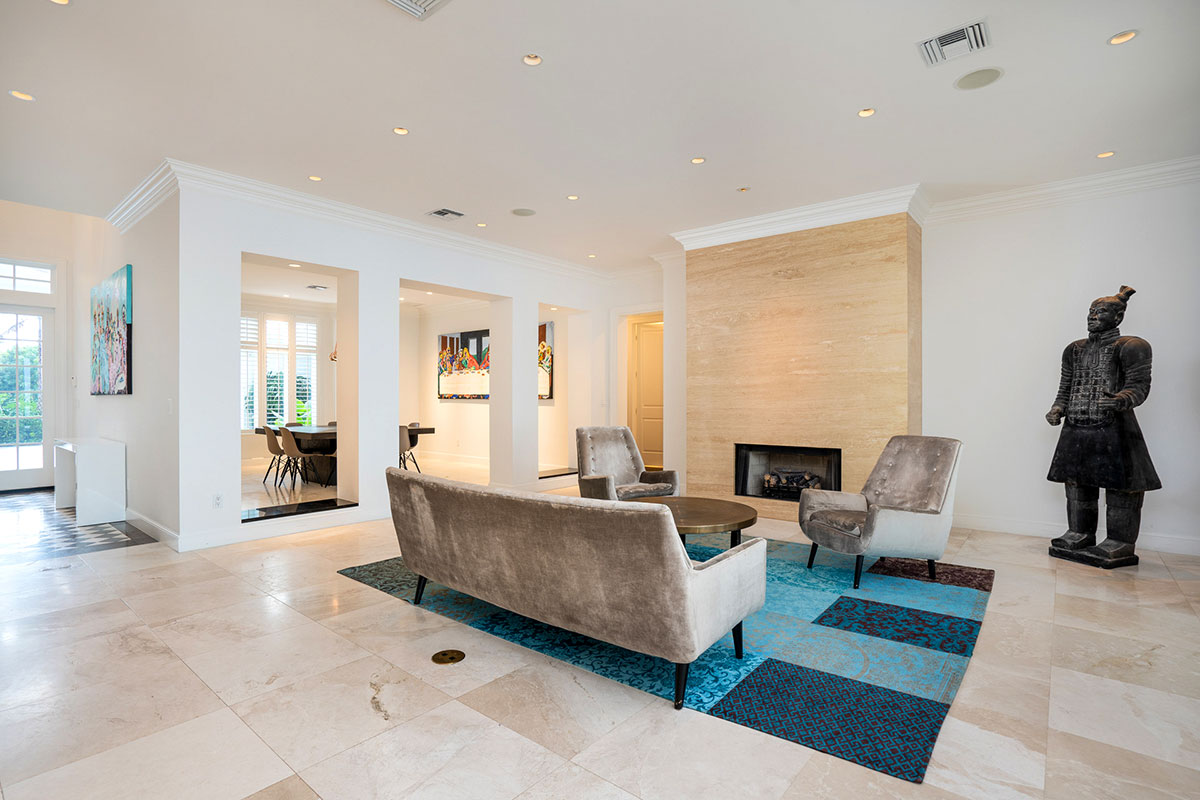 The reimagined living room