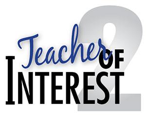Teacher of Interest #2