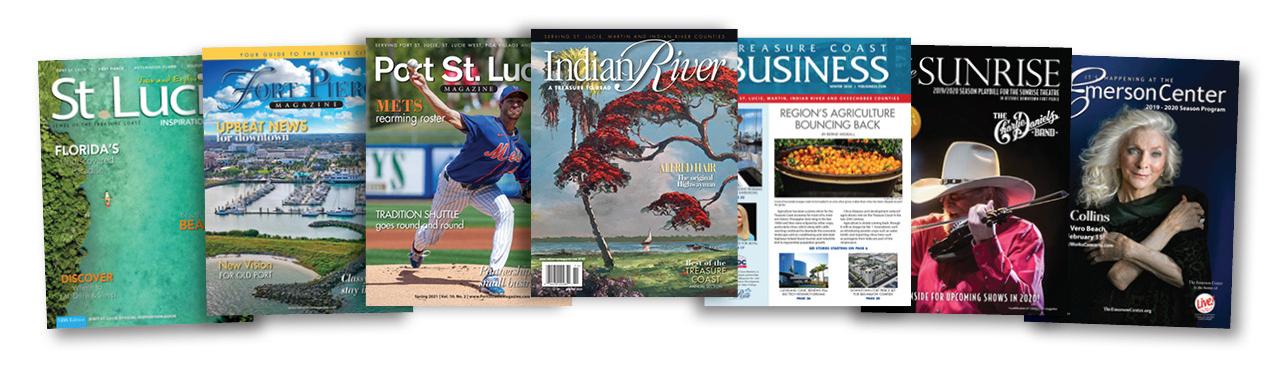 Indian River Magazine Publications