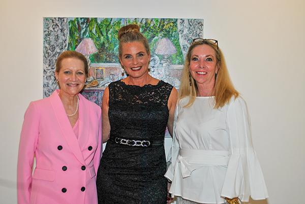 Karen Loeffler, Kim Alexis and Melinda Cooper