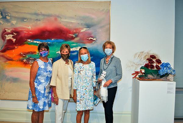 Karen Northrup, Muffy Metcalf,  Paula Shorts and Anne Warhover
