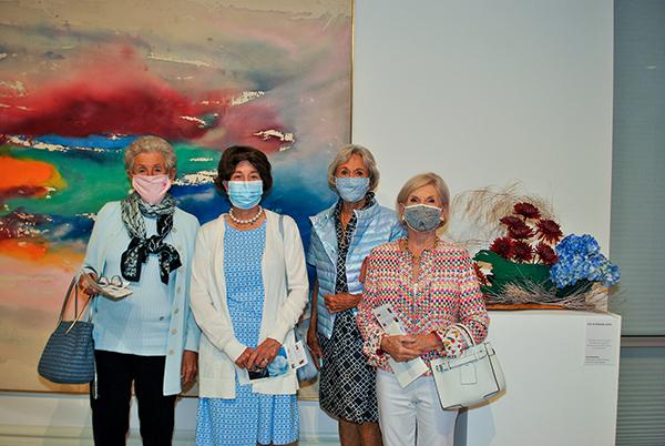 Anne Gullquist, Ward Tabler, Janet Tribus and Susie Kasten