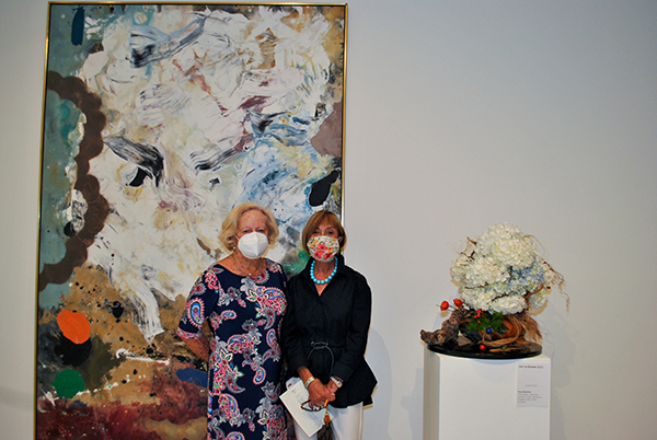 Kathy Saxe and Rose Ciampa