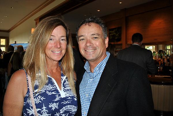Andy and Karen Langsam