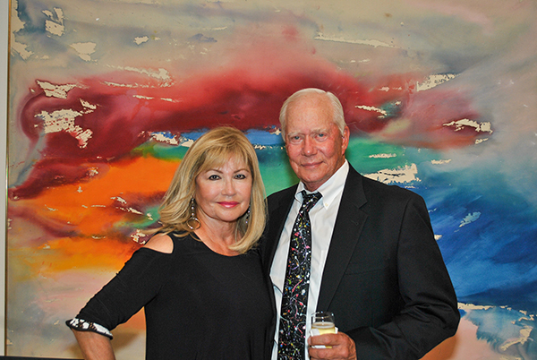 Mary and Doug Wright