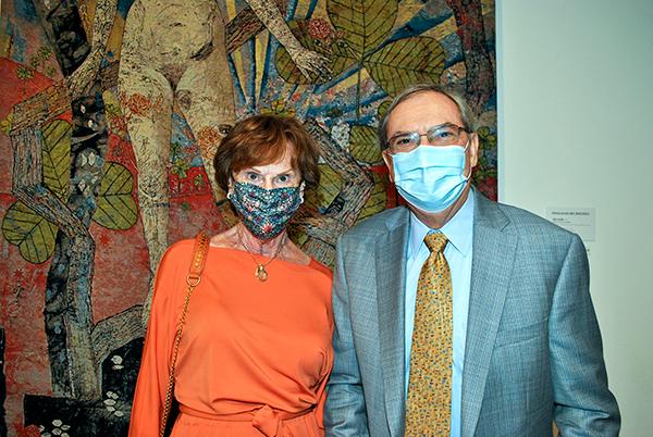 Linda and Bernie Kastory