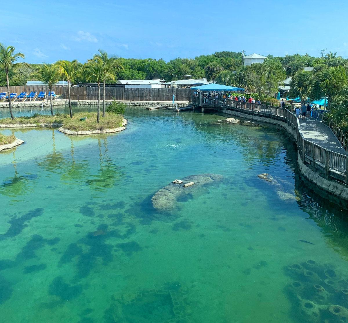 The Florida Oceanographic Coastal Center