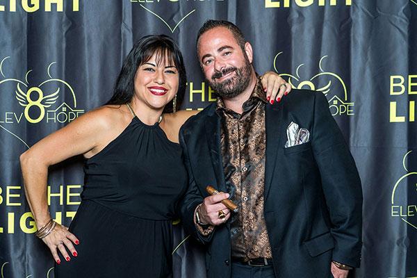 Jennifer and Michael Katz