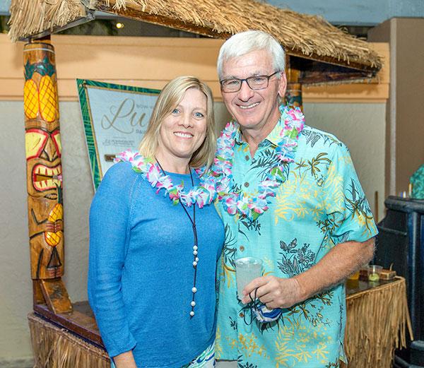 Liz Fedele and Charlie Ike