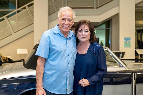 Roy McKee and Margot Graff