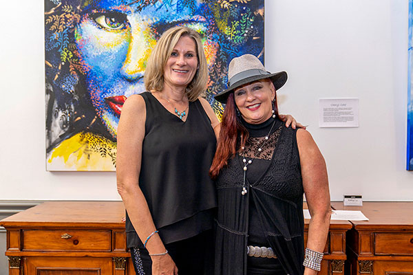 Sue Klahne and Charlie Coté