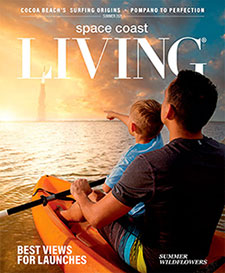 Space Coast Living Magazine Summer 2021