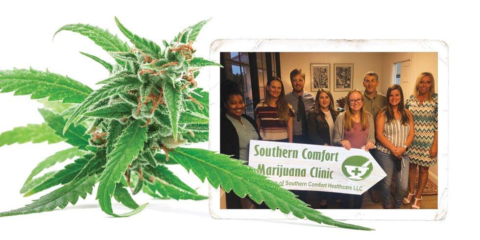 Southern Comfort Marijuana Clinic